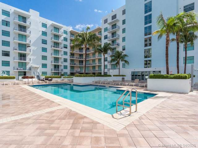 140 S Dixie Hwy #909, Hollywood, FL 33020 (MLS #A10842252) :: Ray De Leon with One Sotheby's International Realty