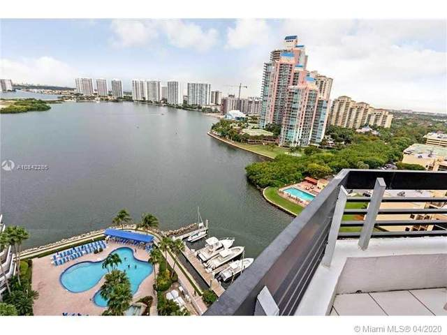 3530 Mystic Pointe Dr #1705, Aventura, FL 33180 (MLS #A10842286) :: Patty Accorto Team