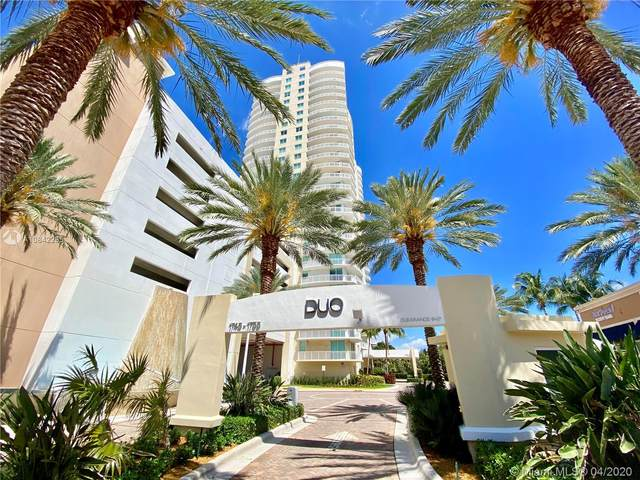 1755 E Hallandale Beach Blvd Ph06e, Hallandale Beach, FL 33009 (MLS #A10842295) :: Berkshire Hathaway HomeServices EWM Realty