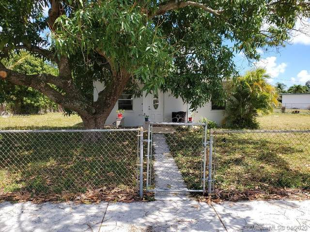 16311 NW 20th Ave, Miami Gardens, FL 33054 (MLS #A10842363) :: The Teri Arbogast Team at Keller Williams Partners SW