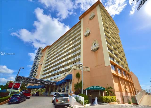 19201 Collins Ave #533, Sunny Isles Beach, FL 33160 (MLS #A10842455) :: Miami Villa Group