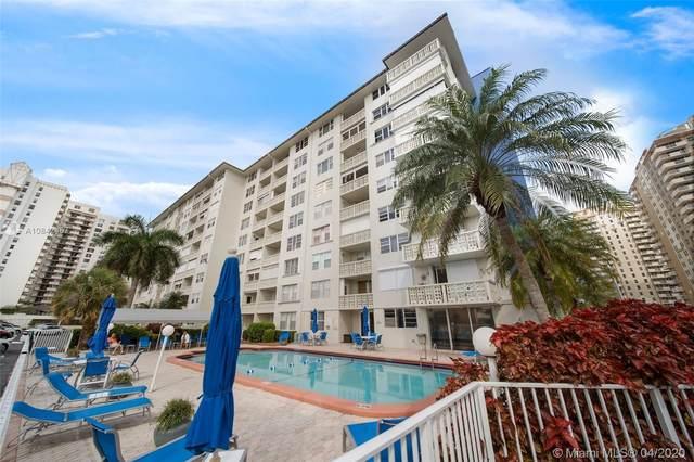 1893 S Ocean Drive #411, Hallandale Beach, FL 33009 (MLS #A10842457) :: The Azar Team