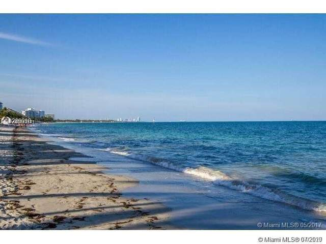 550 Ocean Dr 3E, Key Biscayne, FL 33149 (MLS #A10842471) :: The Riley Smith Group
