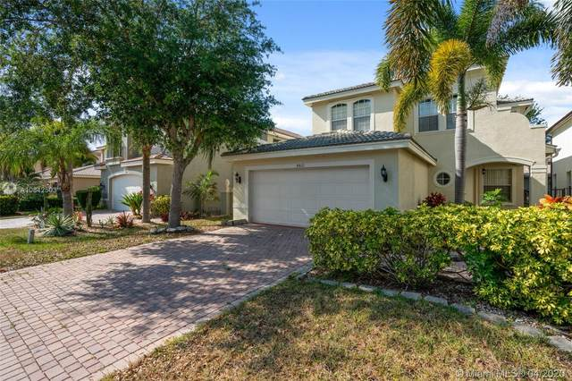 8812 Sandy Crest Lane, Boynton Beach, FL 33473 (#A10842503) :: Dalton Wade