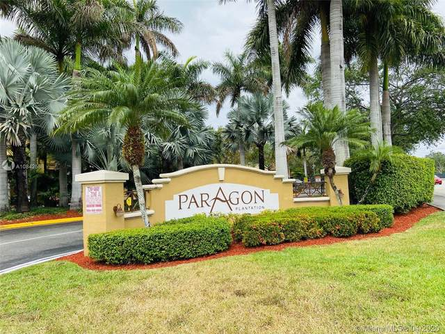 751 N Pine Island Rd #202, Plantation, FL 33324 (MLS #A10842568) :: Green Realty Properties