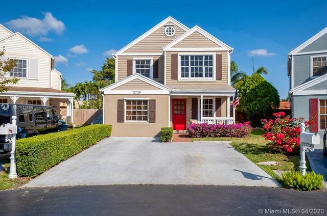 11739 SW 113th Terrace, Miami, FL 33186 (#A10842660) :: Keller Williams Vero Beach