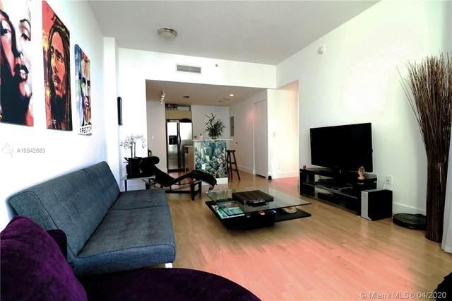 350 NE 24th St #1405, Miami, FL 33137 (MLS #A10842683) :: Miami Villa Group