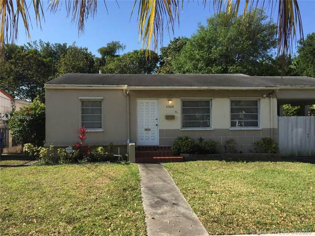 4020 SW 2nd Ter, Miami, FL 33134 (MLS #A10842746) :: The Riley Smith Group