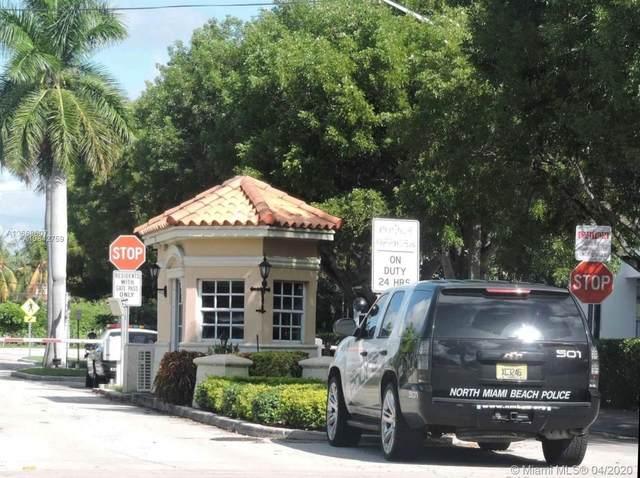 3642 NE 171st St #506, North Miami Beach, FL 33160 (MLS #A10842759) :: Castelli Real Estate Services