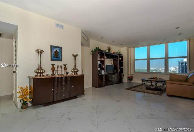 4747 Collins Ave #1505, Miami Beach, FL 33140 (MLS #A10842865) :: Re/Max PowerPro Realty