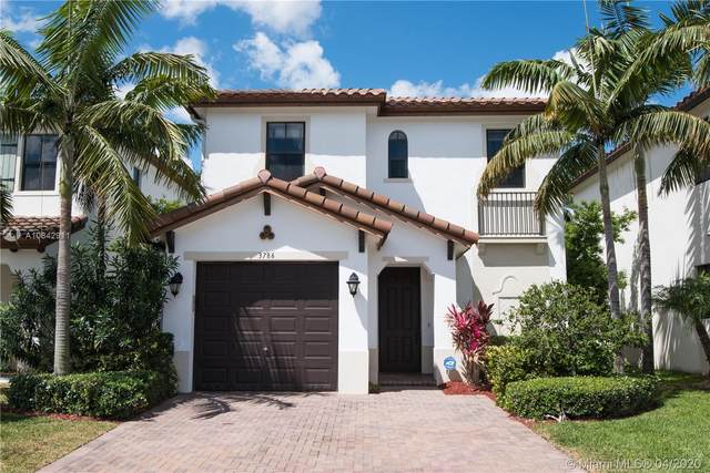 3786 SW 90th Ave, Miramar, FL 33025 (MLS #A10842911) :: Green Realty Properties