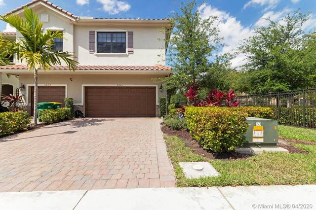 5901 NW 56th Ct #5901, Tamarac, FL 33319 (MLS #A10842918) :: THE BANNON GROUP at RE/MAX CONSULTANTS REALTY I