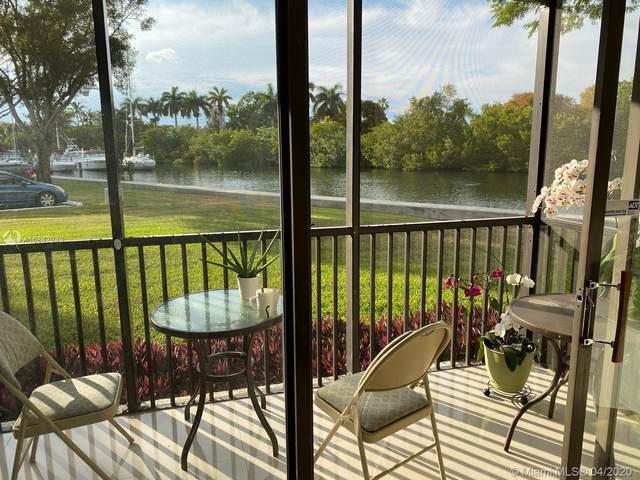 3401 N Country Club Dr #103, Aventura, FL 33180 (MLS #A10842940) :: Green Realty Properties