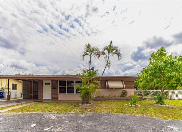 3011 Acapulco Dr, Miramar, FL 33023 (MLS #A10843044) :: Green Realty Properties