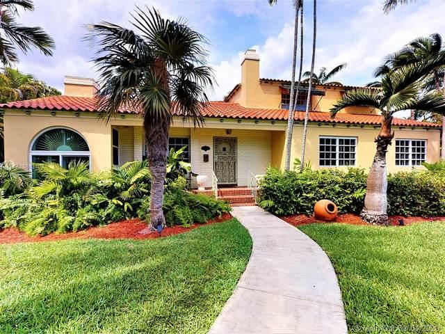 1033 NE 95th St, Miami Shores, FL 33138 (MLS #A10843107) :: Castelli Real Estate Services