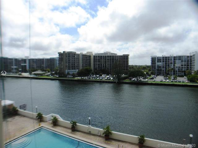 3000 S Ocean Dr #404, Hollywood, FL 33019 (MLS #A10843191) :: Castelli Real Estate Services