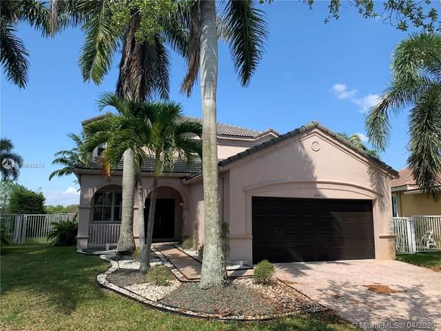 651 Live Oak Ln, Weston, FL 33327 (MLS #A10843213) :: The Howland Group