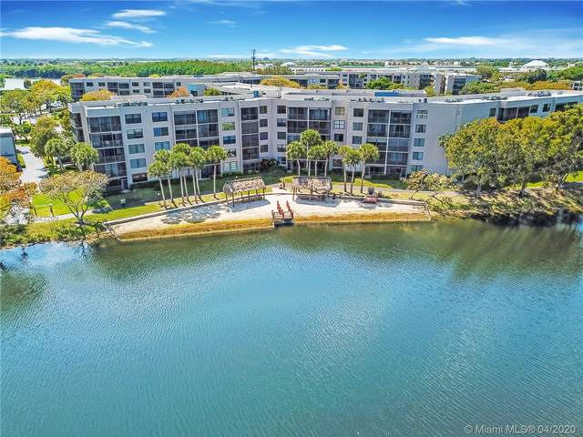 1100 Colony Point Cir #504, Pembroke Pines, FL 33026 (MLS #A10843269) :: Green Realty Properties