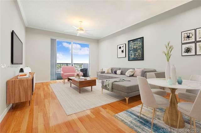 2401 NE 65th Street #609, Fort Lauderdale, FL 33308 (MLS #A10843277) :: Green Realty Properties