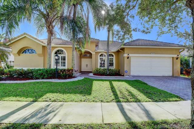 2161 NW 128th Ave, Pembroke Pines, FL 33028 (MLS #A10843293) :: Green Realty Properties