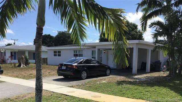 1041 Long Island Ave, Fort Lauderdale, FL 33312 (MLS #A10843365) :: Green Realty Properties