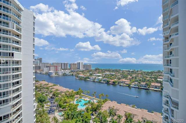 21050 Point Pl #2301, Aventura, FL 33180 (MLS #A10843482) :: The Howland Group