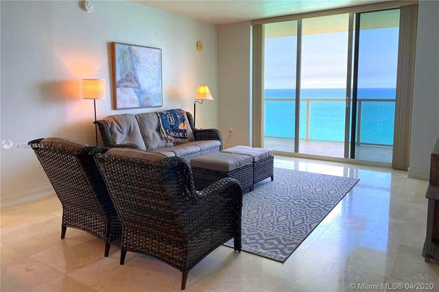 16699 Collins Ave #2503, Sunny Isles Beach, FL 33160 (MLS #A10843513) :: United Realty Group
