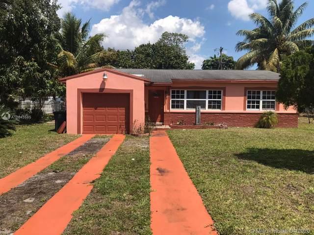 705 NE 138th St, North Miami, FL 33161 (MLS #A10843585) :: Patty Accorto Team