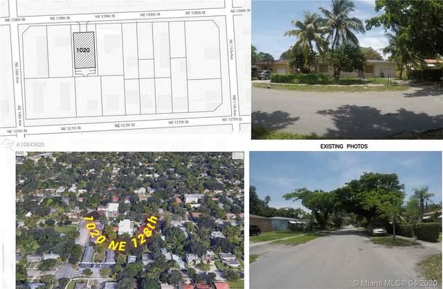 1020 NE 128th St, North Miami, FL 33161 (MLS #A10843620) :: Patty Accorto Team