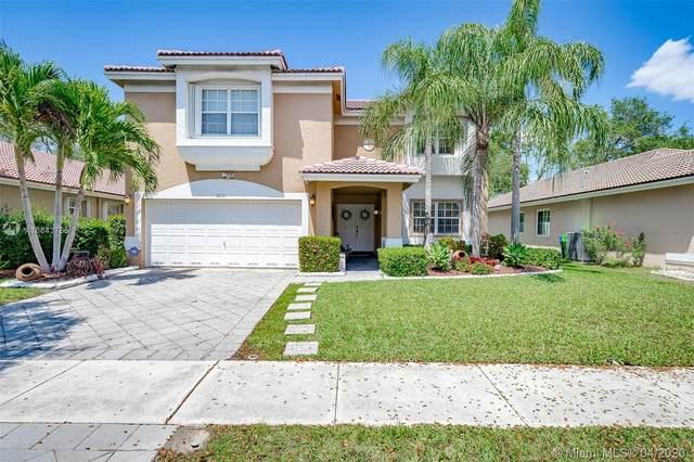 2261 NW 139th Ave, Sunrise, FL 33323 (MLS #A10843788) :: GK Realty Group LLC