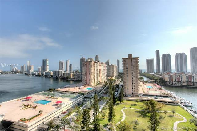 290 174th St #1814, Sunny Isles Beach, FL 33160 (MLS #A10843821) :: Castelli Real Estate Services