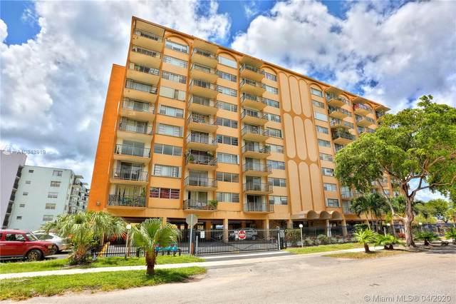 1470 NE 125th Ter #801, North Miami, FL 33161 (MLS #A10843919) :: The Jack Coden Group