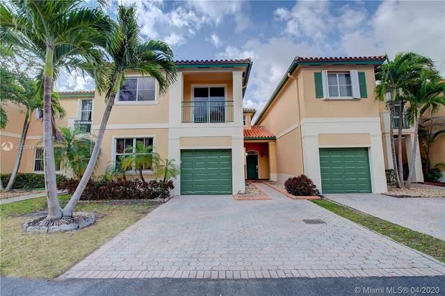 8368 NW 144th Ter #8368, Miami Lakes, FL 33016 (MLS #A10844092) :: Carole Smith Real Estate Team