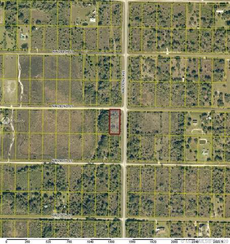 19261 NW 280th Street, Okeechobee, FL 34972 (MLS #A10844104) :: Carole Smith Real Estate Team