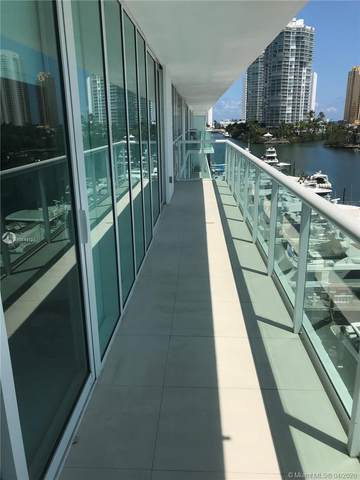 400 Sunny Isles Blvd #505, Sunny Isles Beach, FL 33160 (MLS #A10844121) :: Berkshire Hathaway HomeServices EWM Realty