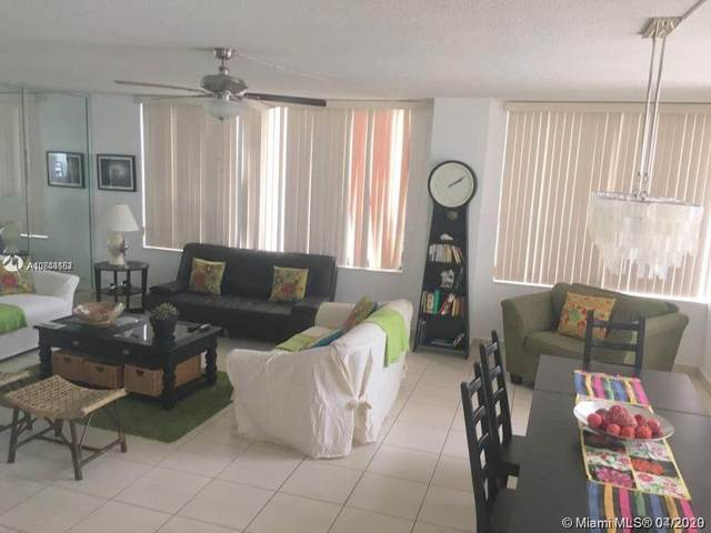3505 S Ocean Dr #805, Hollywood, FL 33019 (MLS #A10844162) :: The Riley Smith Group