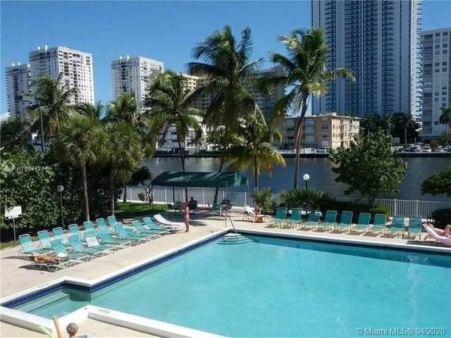 1000 Parkview Dr #923, Hallandale Beach, FL 33009 (MLS #A10844251) :: GK Realty Group LLC