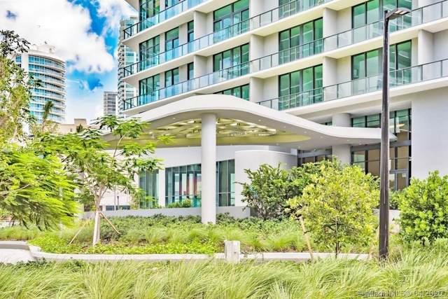 501 NE 31st St #3907, Miami, FL 33137 (MLS #A10844329) :: The Teri Arbogast Team at Keller Williams Partners SW