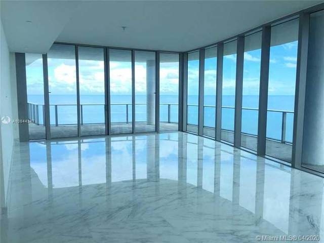 17475 Collins Ave #3001, Sunny Isles Beach, FL 33160 (MLS #A10844347) :: Berkshire Hathaway HomeServices EWM Realty