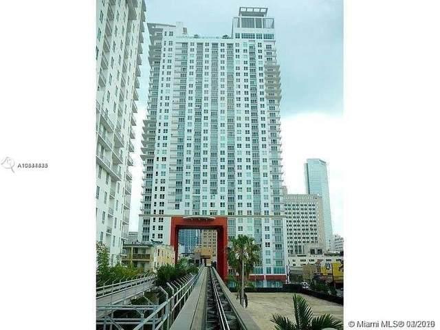 133 NE 2nd Ave Unit 909, Miami, FL 33132 (MLS #A10844485) :: Re/Max PowerPro Realty