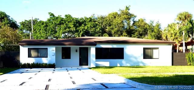 2349 NE 173rd St, North Miami Beach, FL 33160 (MLS #A10844500) :: Green Realty Properties