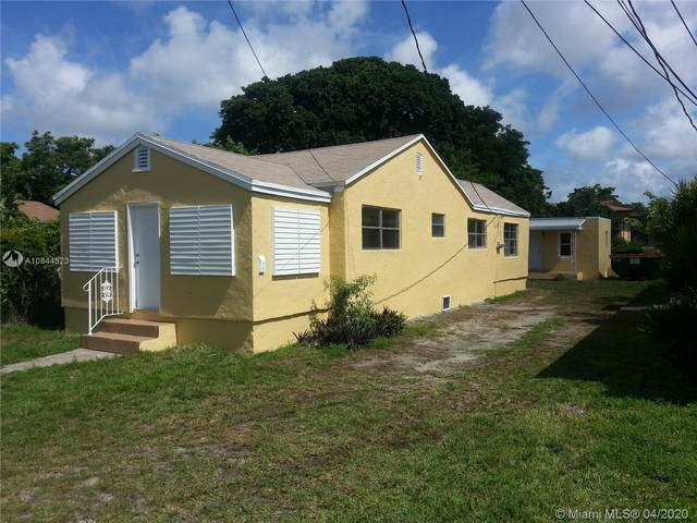 1725 NW 59th St, Miami, FL 33142 (MLS #A10844523) :: The Teri Arbogast Team at Keller Williams Partners SW