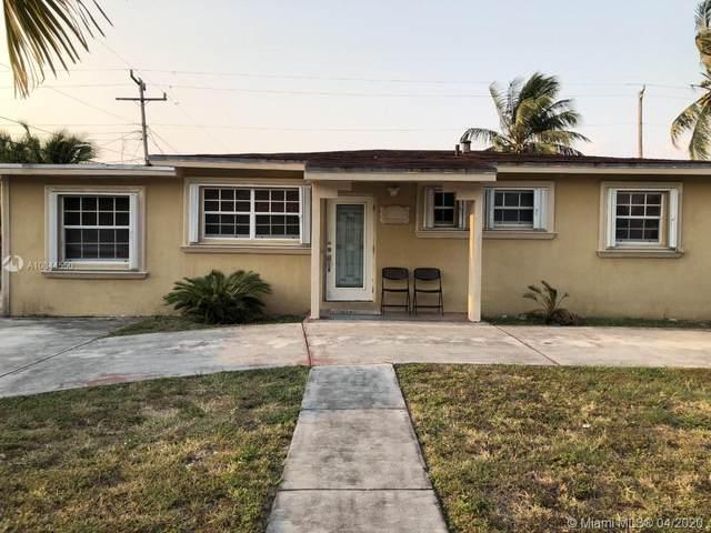 3231 NW 176th Ter, Miami Gardens, FL 33056 (MLS #A10844550) :: Grove Properties
