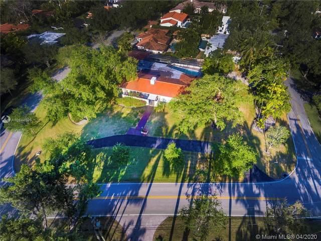 4209 Granada Blvd, Coral Gables, FL 33146 (MLS #A10844626) :: Albert Garcia Team