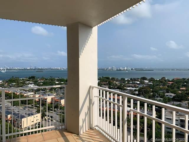 2000 Towerside Ter #1708, Miami, FL 33138 (MLS #A10845527) :: Albert Garcia Team