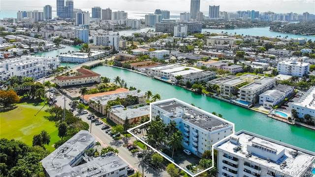 80 S Shore Dr #407, Miami Beach, FL 33141 (MLS #A10845546) :: ONE Sotheby's International Realty