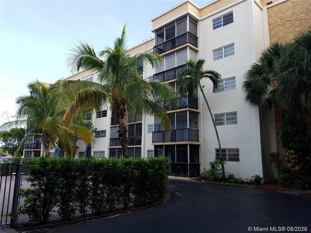 220 SW 9th Ave #506, Hallandale Beach, FL 33009 (MLS #A10845557) :: Podium Realty Group Inc