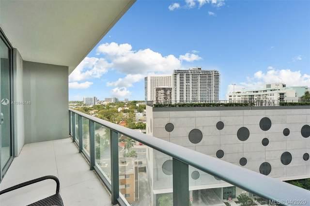 501 NE 31st St #702, Miami, FL 33137 (MLS #A10845746) :: Grove Properties