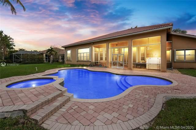 13311 SW 44th St, Davie, FL 33330 (MLS #A10845791) :: Green Realty Properties