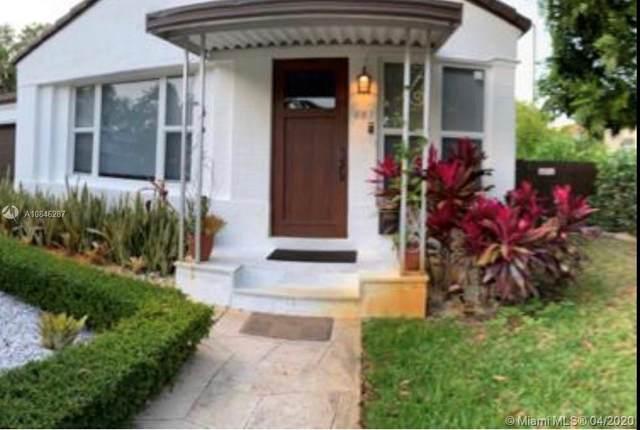 661 NE 80th St, Miami, FL 33138 (MLS #A10846287) :: ONE | Sotheby's International Realty